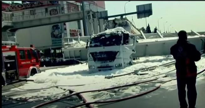 Tanker Kazası